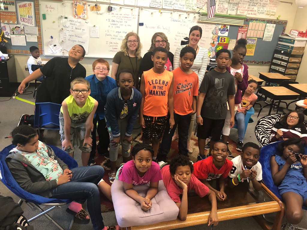 HOMTV Visits Pleasant View Academy in Lansing