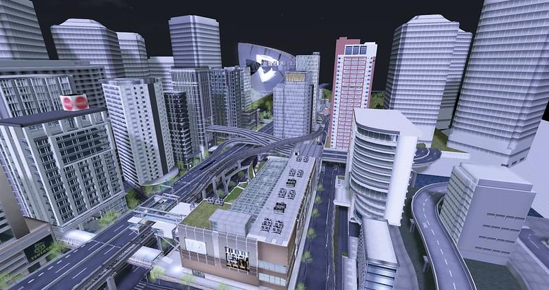Rieri Town in Tokyo
