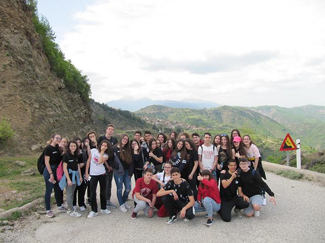 Τριήμερη εκδρομή Γ΄ Γυμνασίου στη Λίμνη Πλαστήρα
