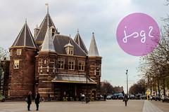 Waag, Nieuwmarkt - �msterdam (Holanda Septentrional / Pa�ses Bajos)