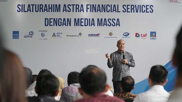 Astra Financial Service Menggelar Silahturahmi dengan Media Massa