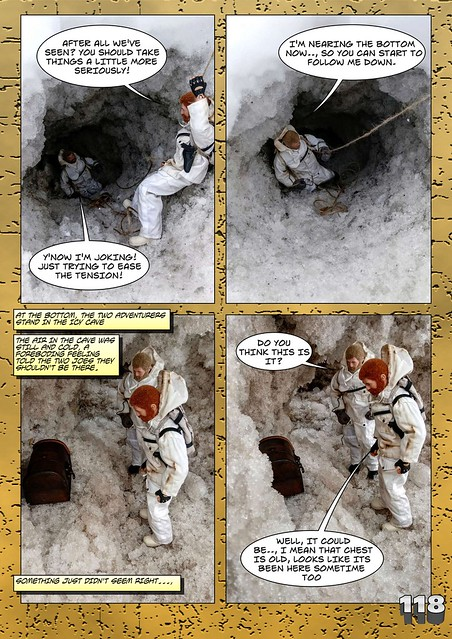 Bamcomix - An old face returns - Chapter Seven - What Lies Beneath The Ice? 39973815100_9c4d85dae1_z