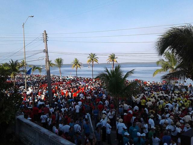 Cienfuegos desfiló por la Patria este Primero de Enero