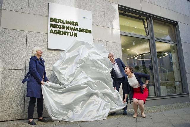 Berlin gründet Regenwasseragentur