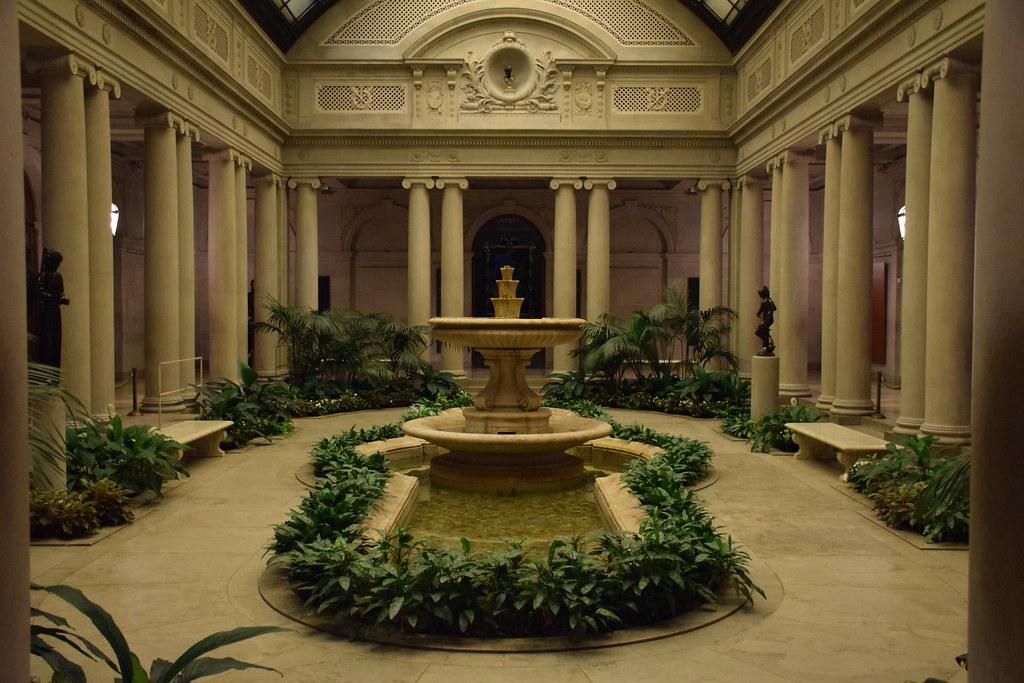 La Frick Collection. Este museo es, simplemente, exquisito: una visita obligada. La pena es que no se admiten niños
