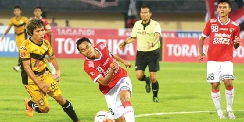 Mitra Kukar Berhasil Mengalahkan Bali United Dengan Skor 3-1