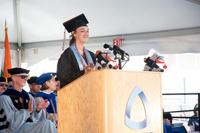 2018 Spring Commencement – Undergraduate