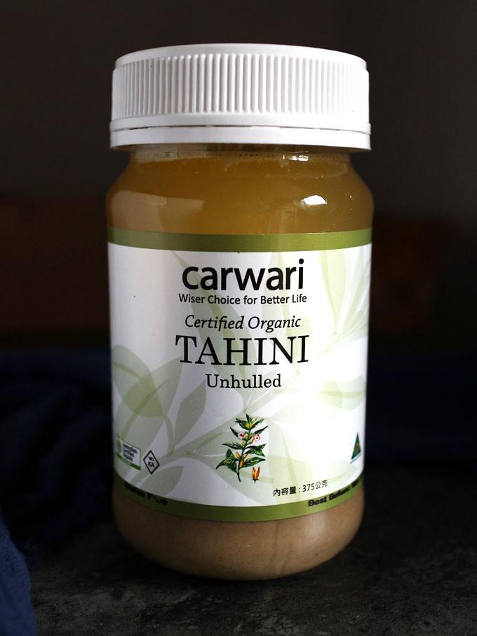 澳洲卡瓦利 有機白芝麻醬 carwari-tahini (1)