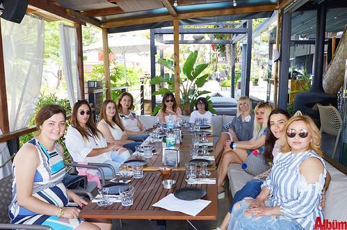 Kardelen'den annelere özel kahvaltı