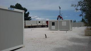 Moduli abitavi in costruzione