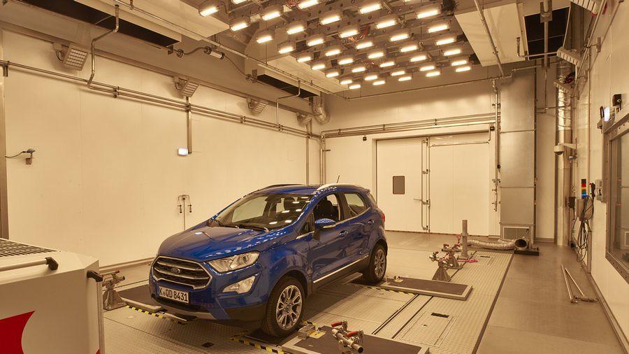 Ford Centar klima 4