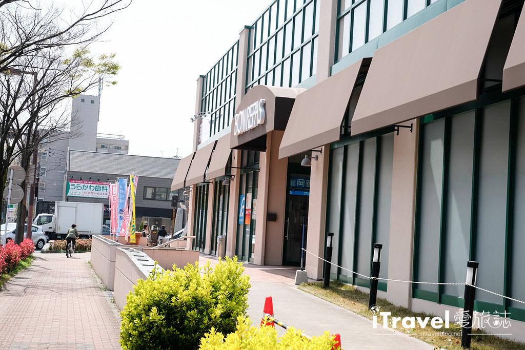 福冈饭店推荐 The Residential Suites Fukuoka (58)