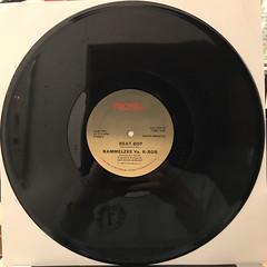 RAMELZEE VS. K-ROB:BEAT BOP(RECORD SIDE-B)