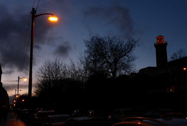 Glasgow evening, Panasonic DMC-TZ35