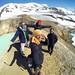 1. De ruta por Islandia en lo alto del Volcan Askja