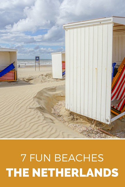 Summer in Holland! 7 fun beaches in The Netherlands, rent a beach hut in The Netherlands | Your Dutch Guide