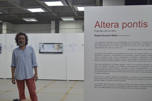 Exposición 'Altera Pontis: puente con el otro'