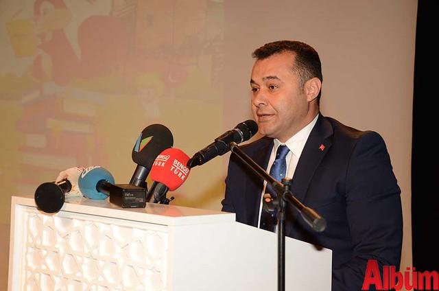Alanya Beleidye Başkanı Adem Murat Yücel