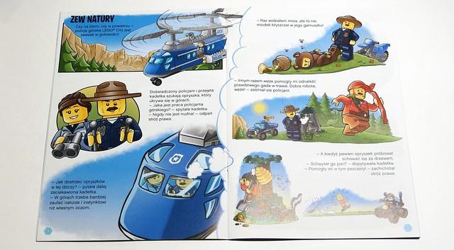 RECENZJA LEGO® City. Witamy w policji (3)