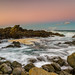 Hastings Point sunset by singingsnapper