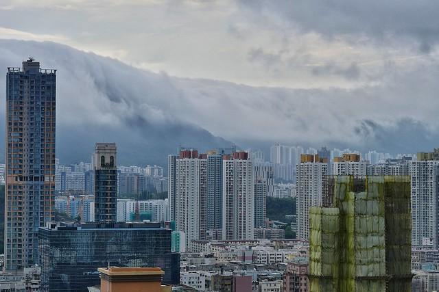 Cloud flow