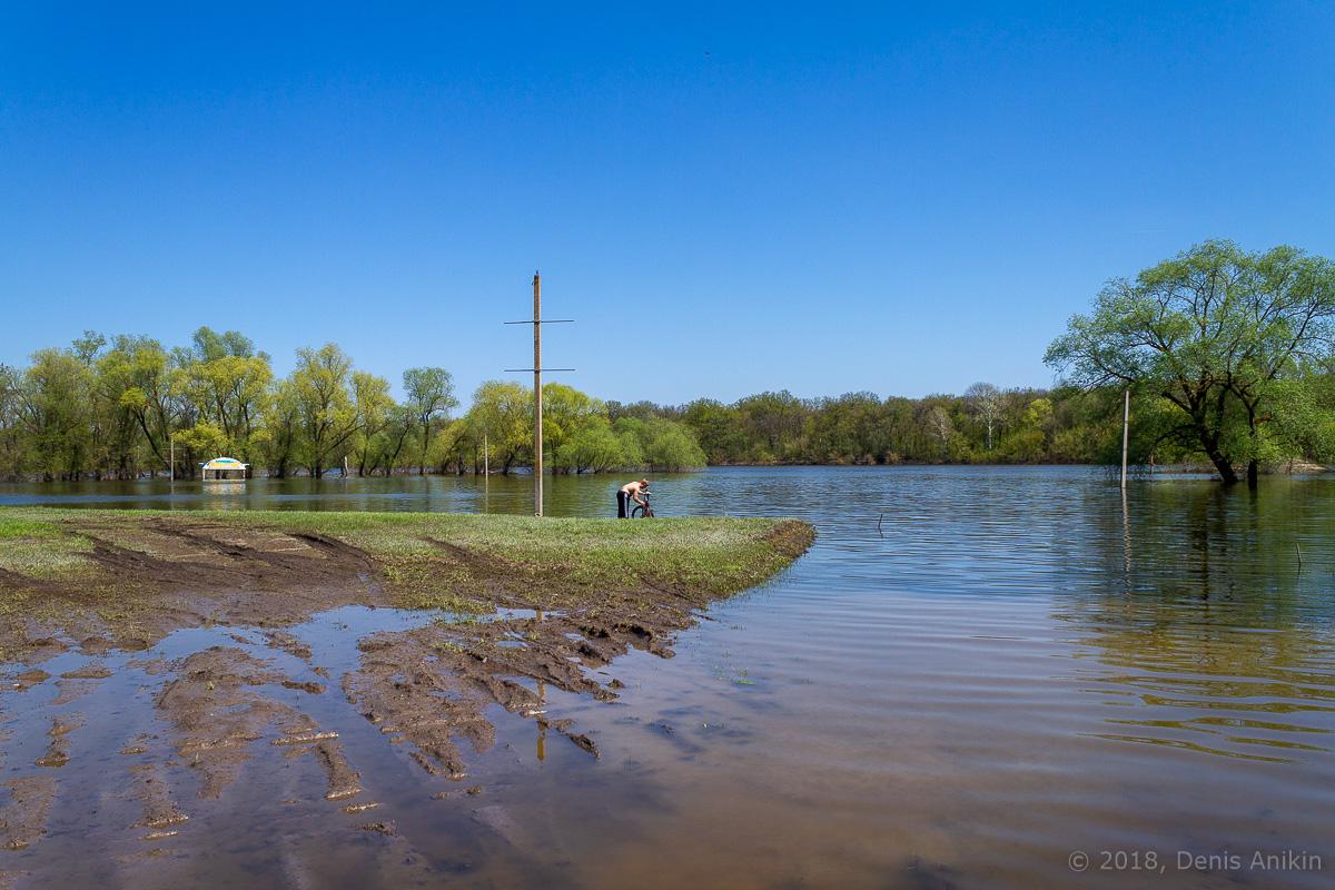 Водяная мельница Колодежное фото 3