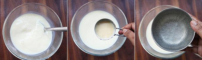 How to make instant jigarthanda recipe - Step3