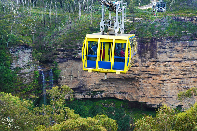 blue mountains scenic world cable car