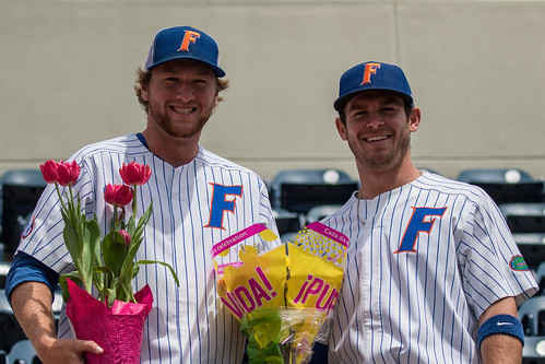 Michael Byrne 17 & Deacon Liput 8 Ready for Mothers Day