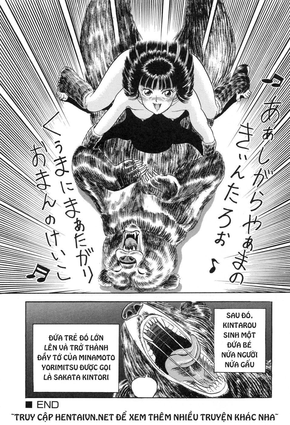 HentaiVN.net - Ảnh 15 - Kintarou - Hontou wa Eroi Otogibanashi - Oneshot