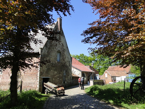 Water mill of Grobbendonk