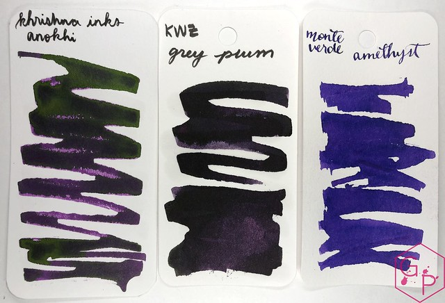 Krishna Inks Anokhi Fountain Pen Ink Review @PenChalet 8