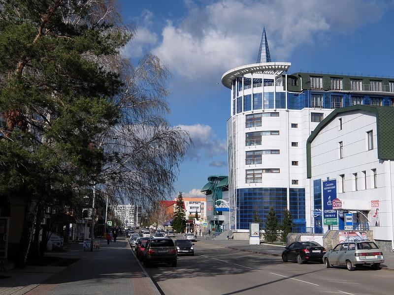 Белокуриха - Отель Беловодье