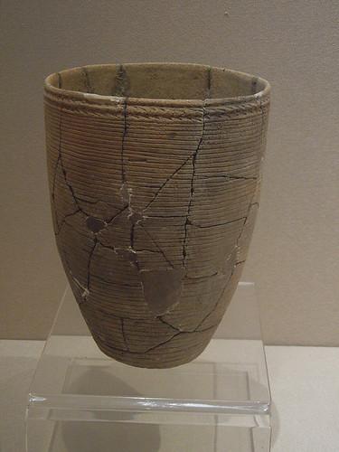 DSCN2203 - Pottery Vessel, Xinle Ruin, Shenyang
