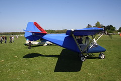 G-CCDJ Raj Hamsa X Air [BMAA/HB/214] Popham 050518