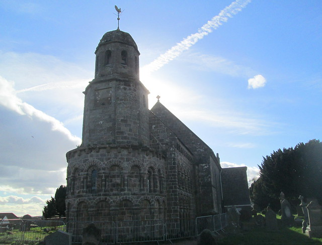 St Athernase Church, Leuchars, Fife