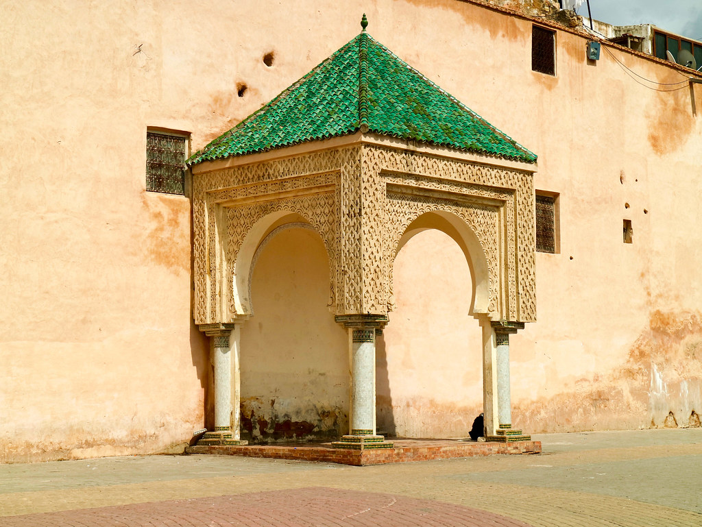 Meknes es lo mejor de Marruecos