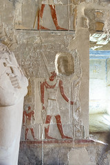 The Main Sanctuary of Amun-Re in the Temple of Hatshepsut at Deir el-Bahari