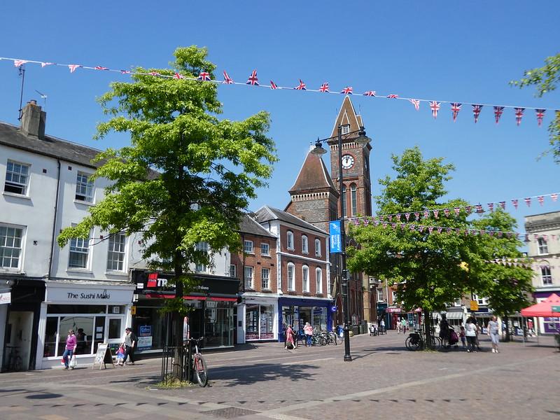 Newbury Market Square