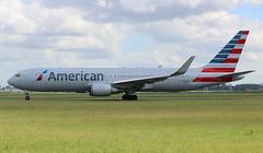 American Airlines Boeing 767-300WL