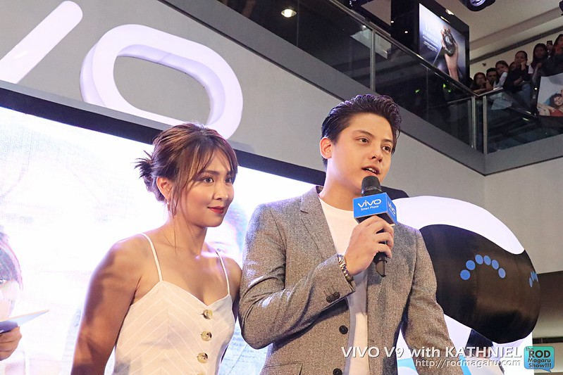 VIVO V9 KATHNIEL 56 ROD MAGARU
