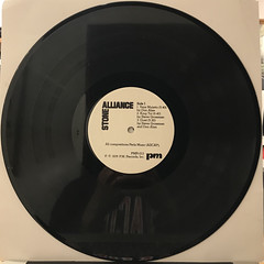 STONE ALLIANCE:STONE ALLIANCE(RECORD SIDE-A)