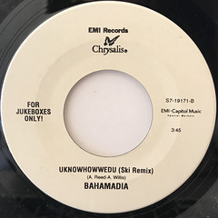 BAHAMADIA:I CONFESS(LABEL SIDE-B)