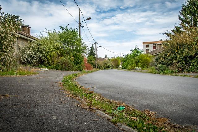 Quartier Abandonné