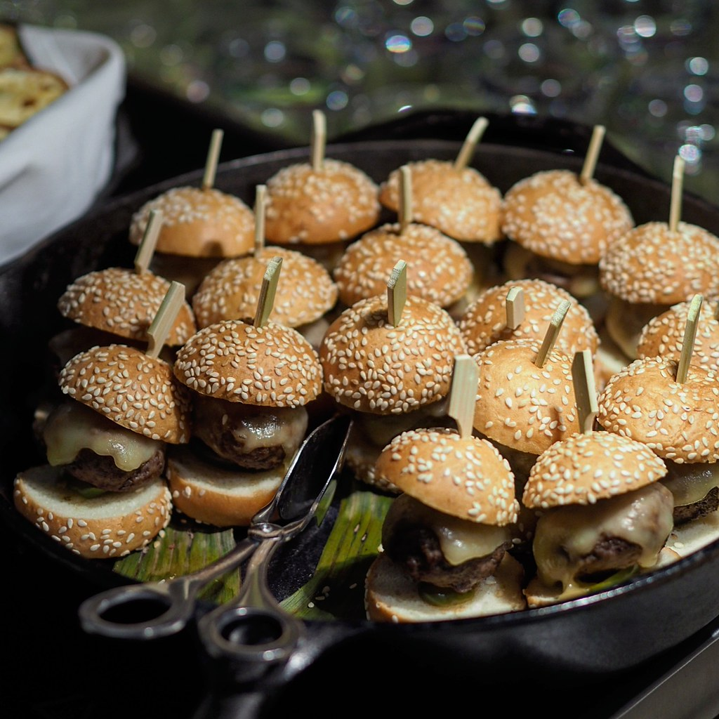 Mini Wagyu Beef Sliders