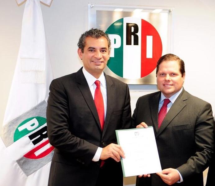 PÁG. 5 (2). Como priísta Otniel García Navarro votó a favor de todas las reformas estructurales que han perjudicado al pueblo de México, pero ahora López Obrador lo puso en el prime
