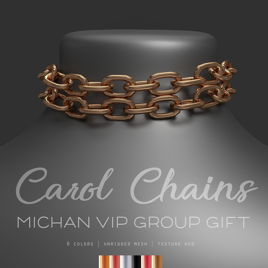 Carol Chains Group Gift