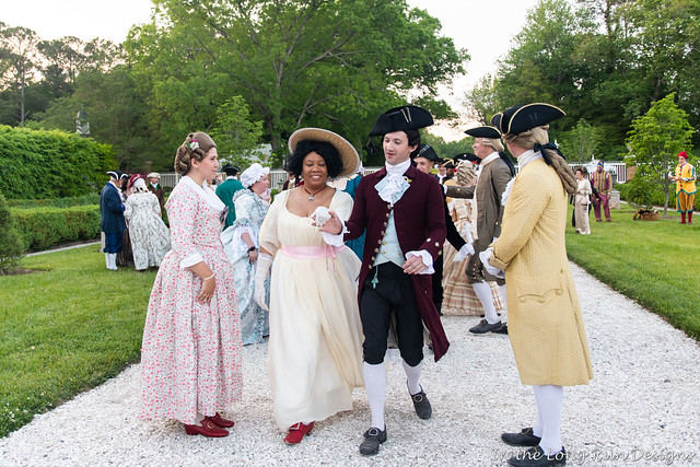 Palace Garden Party