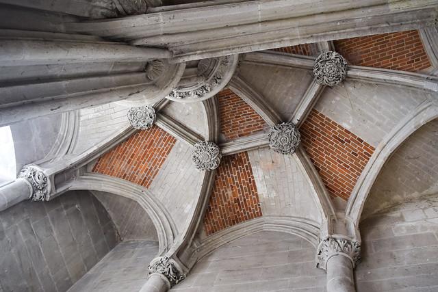 High Ceilings at Château de Blois #loire #france #chateau #travel