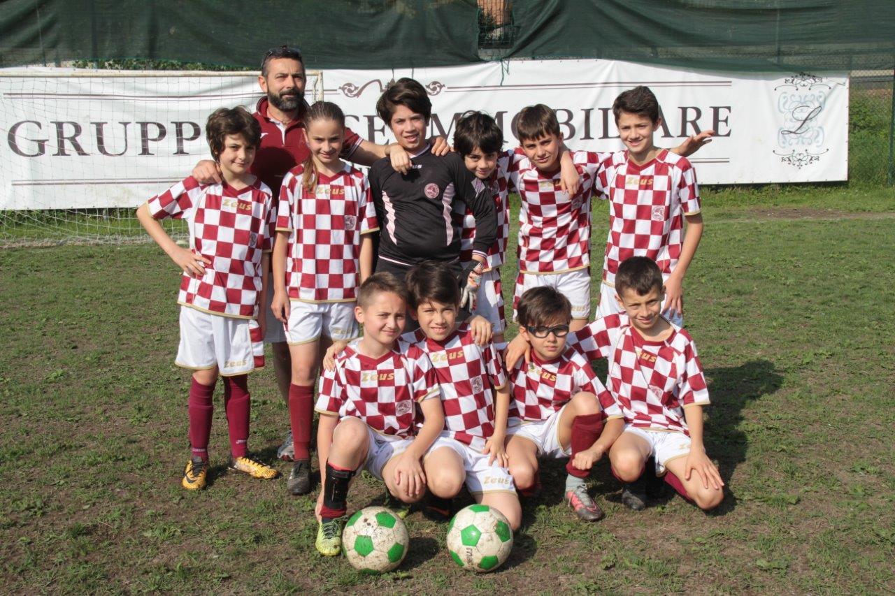 Ottanta giovani calciatori in campo in memoria di Igor Bianchessi
